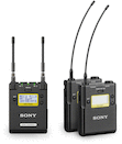 Sony UWP-D Two Channel Wireless Lavalier Mic Kit