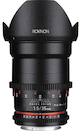 Rokinon 35mm T1.5 Cine DS for Canon