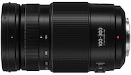 Panasonic 100-300mm f/4-5.6 Power OIS II