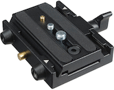 Manfrotto 577 Rapid Connect Adapter & Sliding Plate