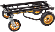 MultiCart RocknRoller R12RT All-Terrain Equipment Cart