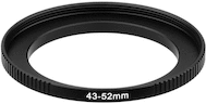 Step Up Ring 43mm-52mm