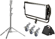 Litepanels Gemini 2x1 LED Soft Panel Studio Kit