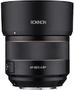 Rokinon AF 85mm f/1.4 for Canon