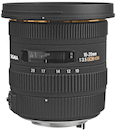 Sigma 10-20mm f/3.5 DC HSM for Pentax