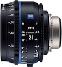 Zeiss CP.3 21mm T2.9 (MFT)