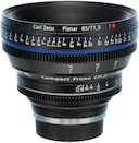 Zeiss Compact Prime CP.2 85mm T1.5 Super Speed (EF)
