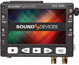 Sound Devices PIX 240i Video Recorder with SSD