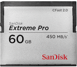 SanDisk 60GB Extreme Pro 450MB/s CFast 2.0