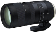 Tamron 70-200mm f/2.8 SP Di VC USD G2 for Nikon