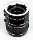 Kenko Extension Tube Set for Canon