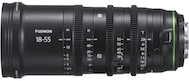 Fujinon MKX18-55mm T2.9 for Fuji X