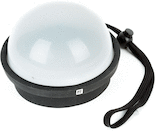 Ikelite Dome Diffuser for DS161 Strobe