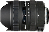 Sigma 8-16mm f/4.5-5.6 DC HSM for Nikon DX